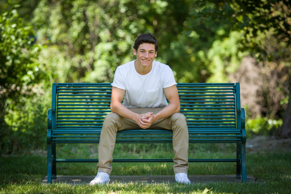 senior session with Nolan at quarton lake birmingham hugh anderson photography 3
