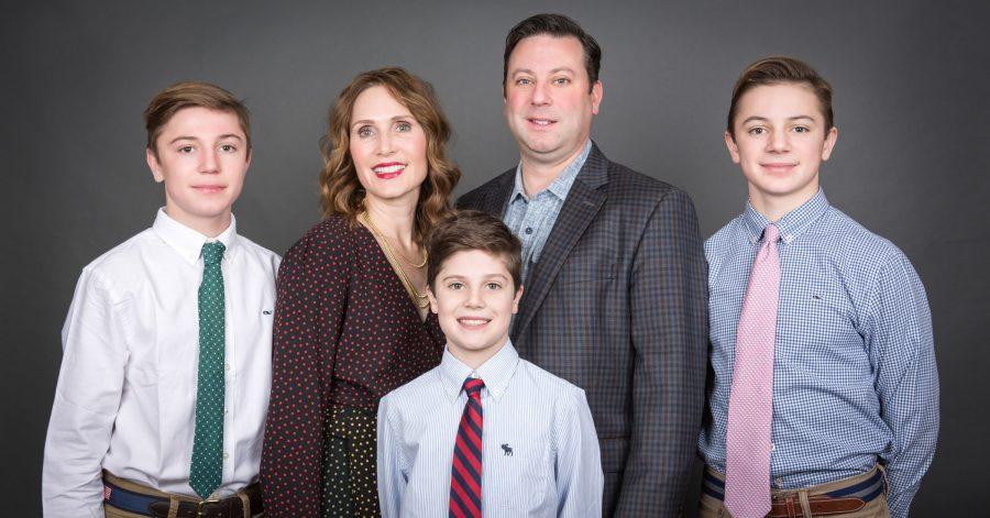 family photos shoot cover