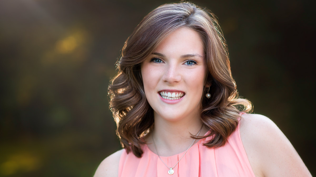 Senior pictures in Bloomfield Hills by Hugh Anderson Photography - Meghan's senior photos