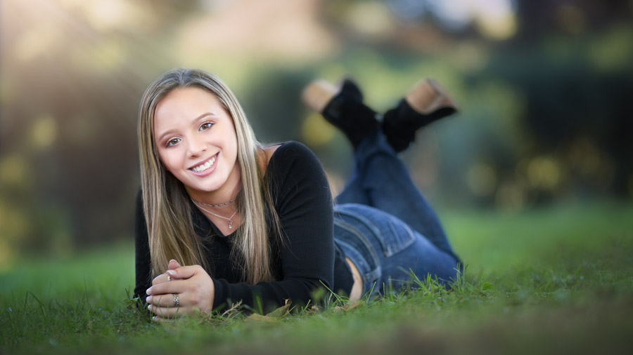 Abby Senior Pictures