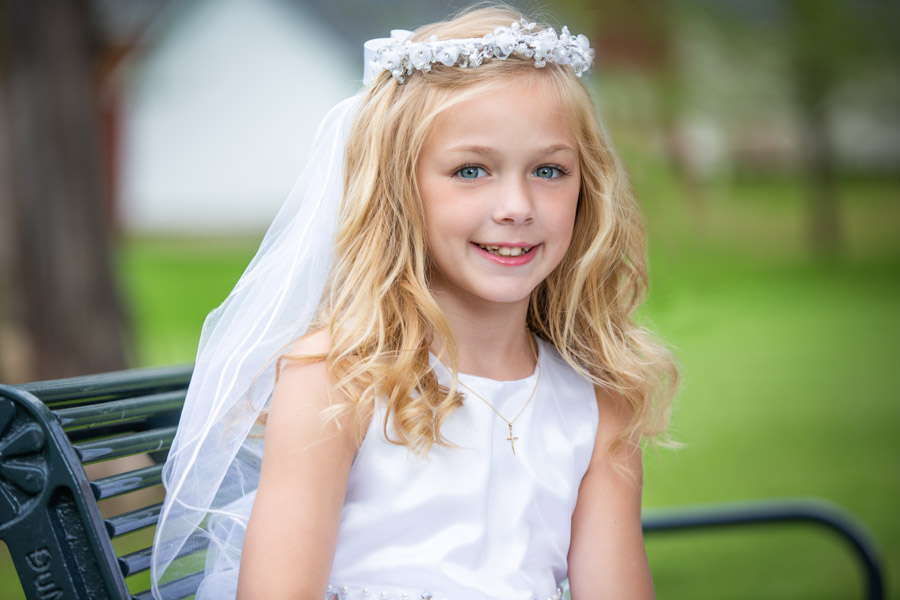 First communion photo - Hugh Anderson Photography-01