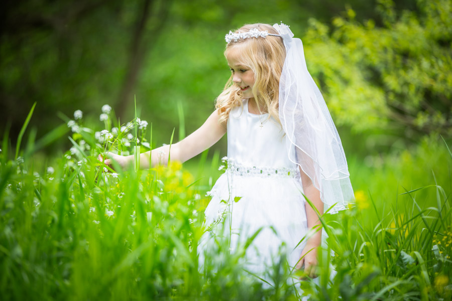 First communion photo - Hugh Anderson Photography-04