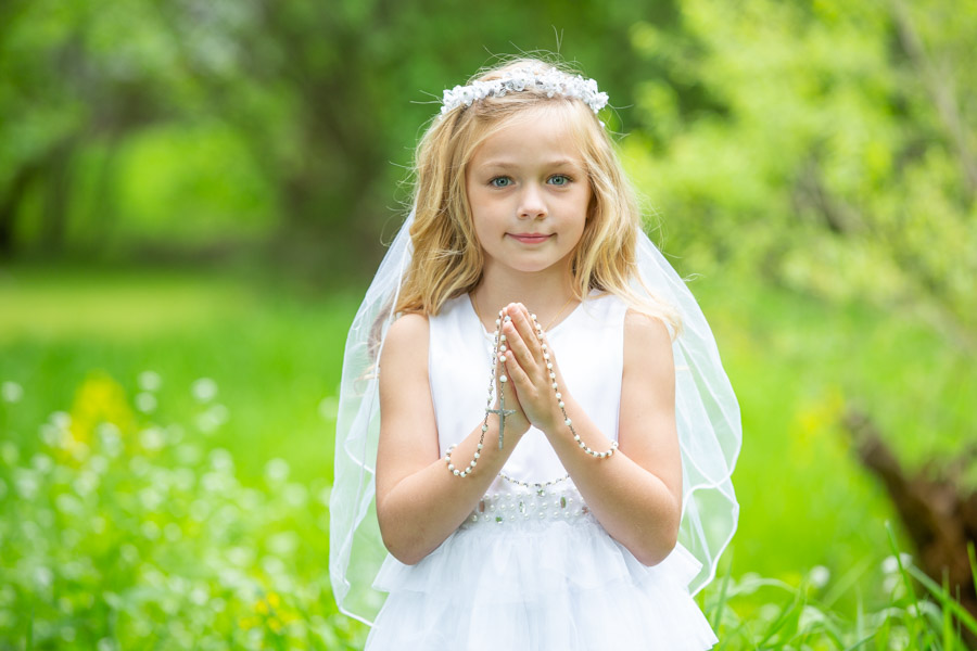 First communion photo - Hugh Anderson Photography-06