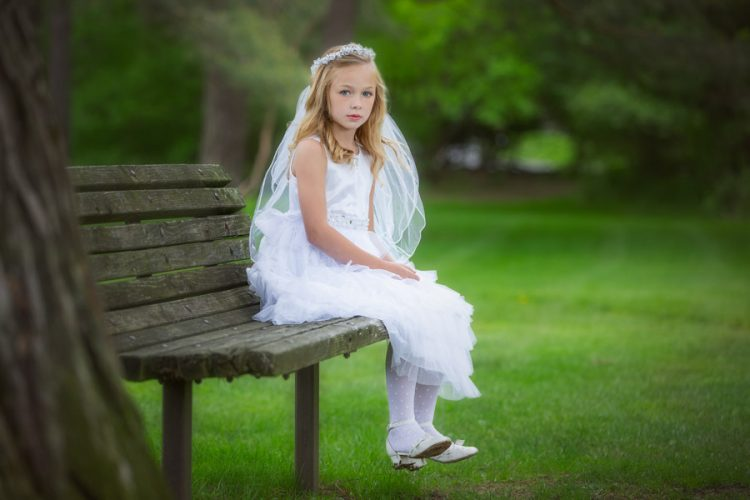 First communion photo - Hugh Anderson Photography-07