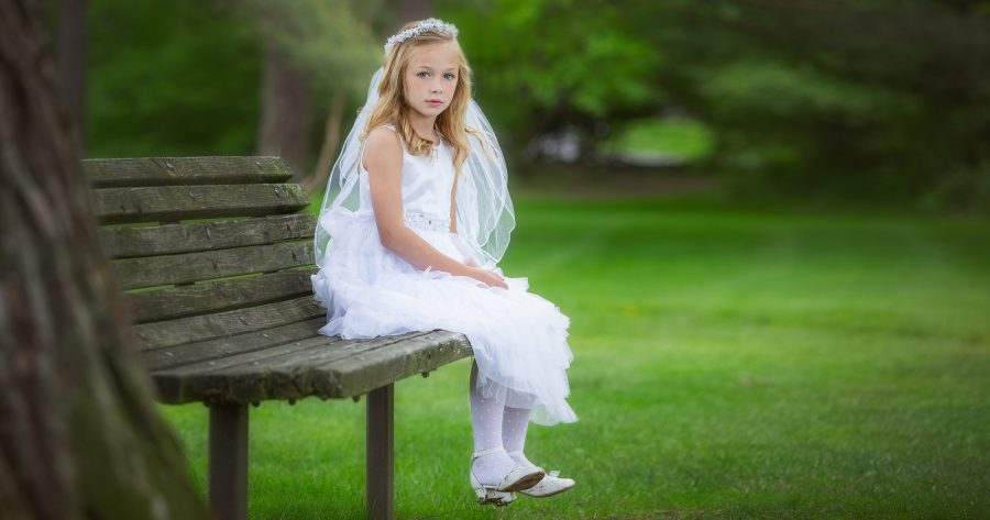 First communion photo - Hugh Anderson Photography-10